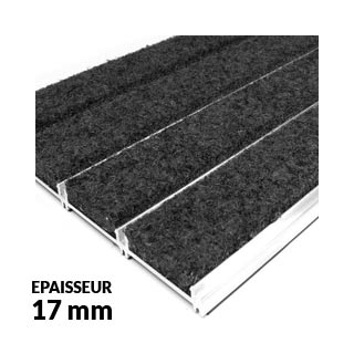 tapis aluminium pour entreprises magasins et erp. Black Bedroom Furniture Sets. Home Design Ideas