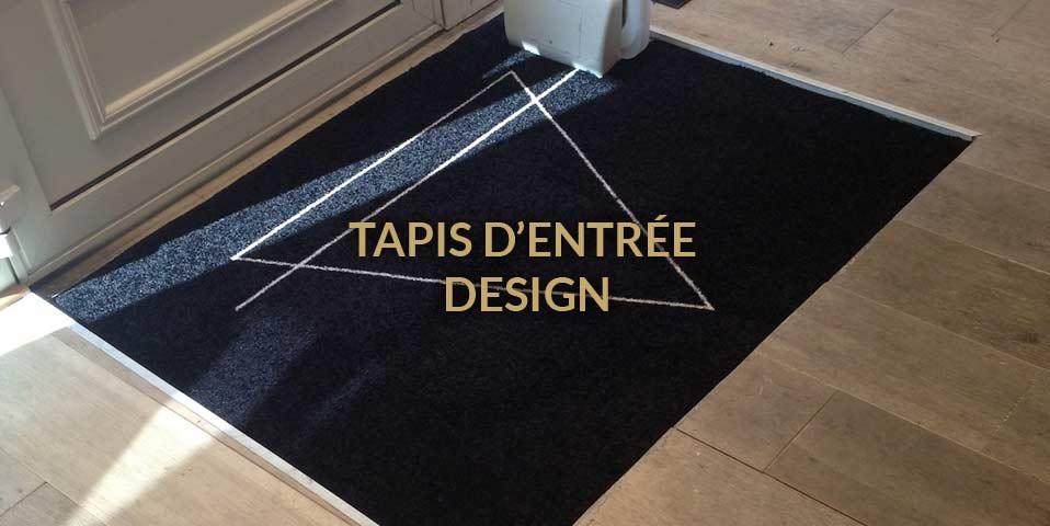 Tapis D Entree Design Pour Entreprises Et Particuliers